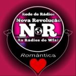 Logo da emissora Rádio Nova Revolução Romântica