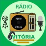 Logo da emissora Rádio Vitória