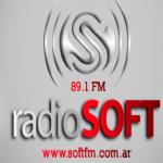 Logo da emissora Radio Soft 89.1 FM