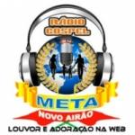 Logo da emissora Rádio Gospel Meta