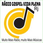 Logo da emissora Rádio Gospel Vida Plena