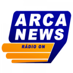 Logo da emissora Rádio Arca News