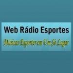 Logo da emissora Web Rádio Esportes