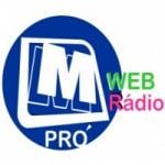 Logo da emissora MM Pró Web Rádio