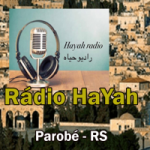 Logo da emissora Rádio HaYah