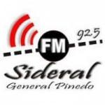 Logo da emissora Radio Sideral 92.5 FM