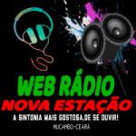 Logo da emissora Web Radio Nova Estação