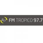 Logo da emissora Radio Trópico 97.7 FM