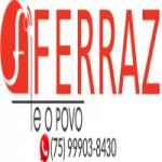 Logo da emissora Web Rádio Ferraz