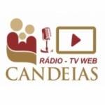 Logo da emissora Rádio TV Web Candeias