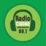 Logo da emissora Radio Ciudad 88.1 FM
