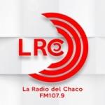 Logo da emissora La Radio del Chaco LRC 107.9 FM
