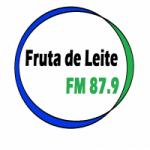 Logo da emissora Rádio Fruta De Leite 87.9 FM