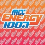 Logo da emissora Radio Mix Energy 100.7 FM