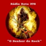 Logo da emissora Rádio Rota 376