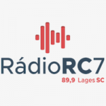 Logo da emissora Rádio RC7 89.9 FM