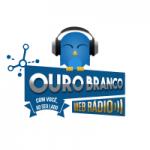 Logo da emissora Web Rádio Ouro Branco