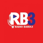 Logo da emissora Rádio Bahia 3