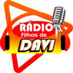Logo da emissora Rádio Filhos De Davi