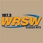 Logo da emissora Radio WRSW 107.3 FM