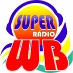 Logo da emissora Super Rádio WB