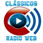 Logo da emissora Clássicos Rádio Web