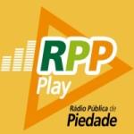 Logo da emissora Rádio Pública Piedade