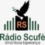 Logo da emissora Rádio Scufé RS