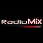 Logo da emissora Radiomix 102.3 FM