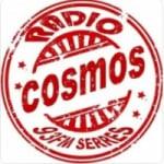 Logo da emissora Cosmos Radio 93.0 FM