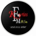 Logo da emissora Radio Kyrios 89.5 FM