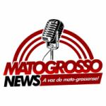 Logo da emissora Rádio Mato Grosso News