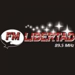 Logo da emissora Radio Libertad 89.5 FM