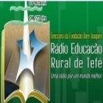 Logo da emissora Rádio Educação Rural 1270 AM