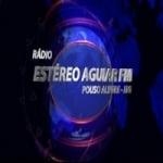 Logo da emissora Rádio Estéreo Aguiar