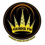 Logo da emissora Rádio Rainha FM Taubaté
