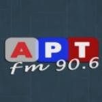 Logo da emissora Radio Art 90.6 FM