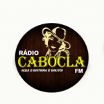 Logo da emissora Radio Cabocla FM Tremembé