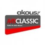 Logo da emissora Radio Akous My Classic