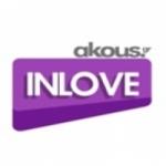 Logo da emissora Radio Akous In Love