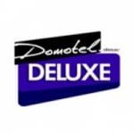 Logo da emissora Radio Akous Demotel Deluxe