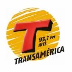 Logo da emissora Rádio Transamérica Hits 93.7 FM