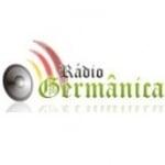 Logo da emissora Rádio Germânica