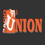 Logo da emissora Radio Unión 91.3 FM