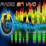 Logo da emissora Radio Imagen 102.5 FM