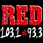 Logo da emissora KHRD 103.1 FM