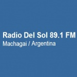 Logo da emissora Radio Del Sol 89.1 FM