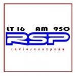 Logo da emissora Radio Sáenz Peña 950 AM 93.3 FM