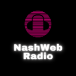 Logo da emissora Nash Web Rádio