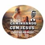 Logo da emissora Rádio Caminhando Com Jesus
